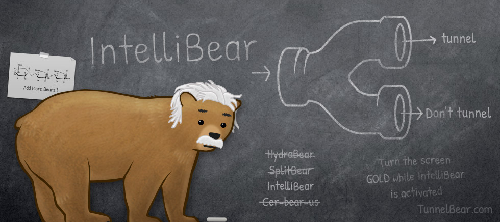 New Feature: IntelliBear, A More Intelligent Bear Who Digs Smarter Tunnels