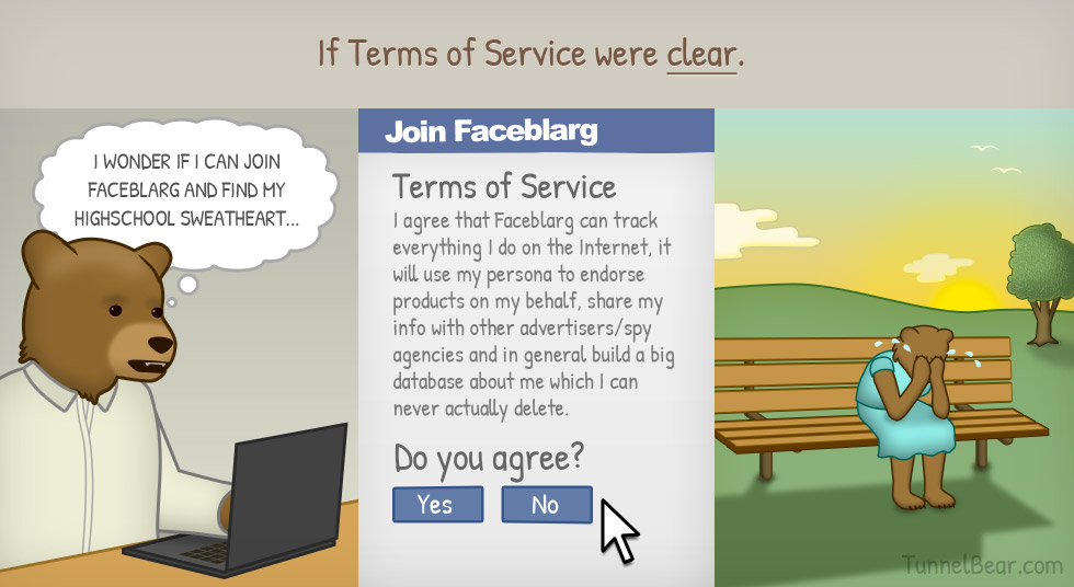 Guest Post - What's Hiding in Terms of Service