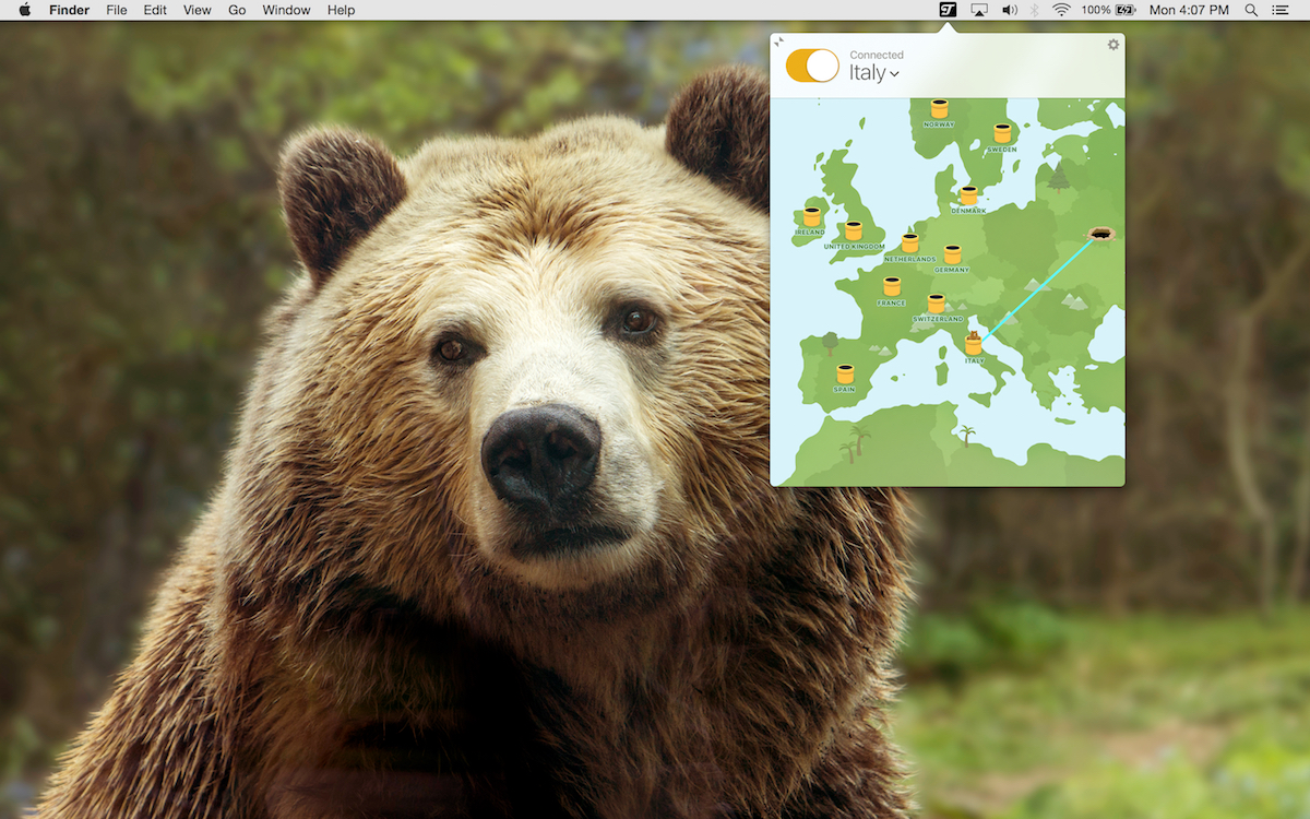 TunnelBear Desktop Apps Get Modern New Look, Fiercer Security