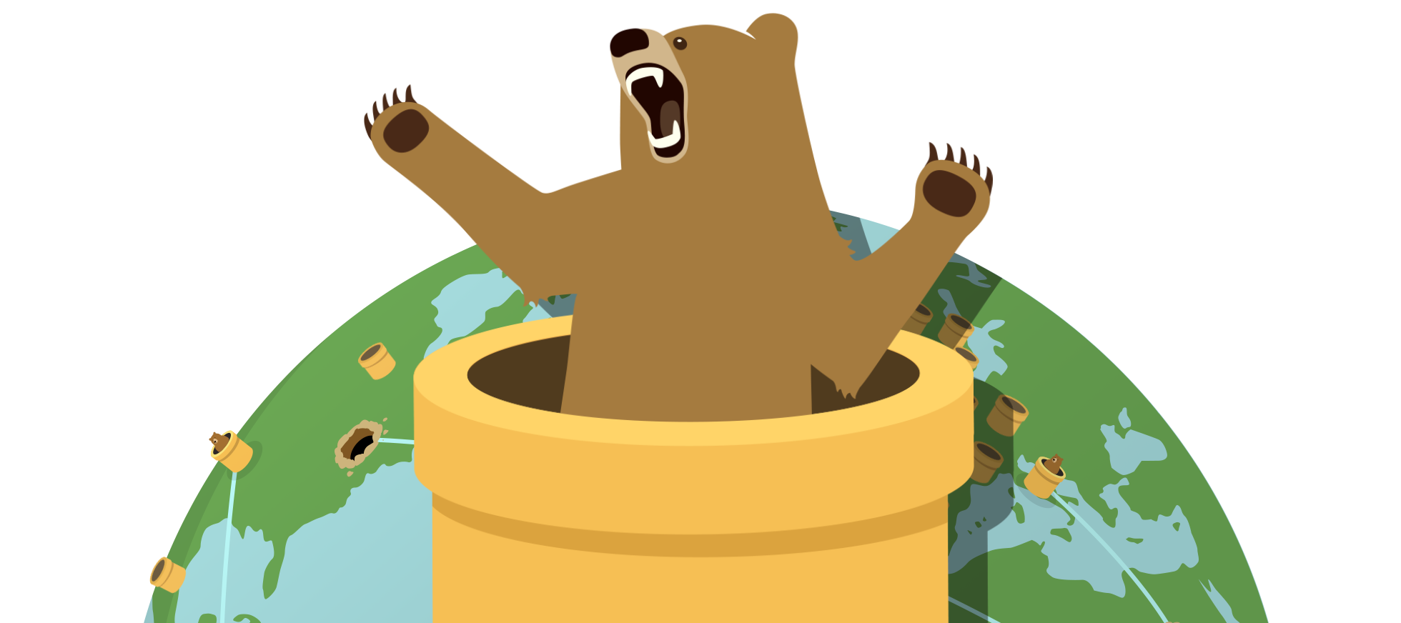 TunnelBear Joins McAfee